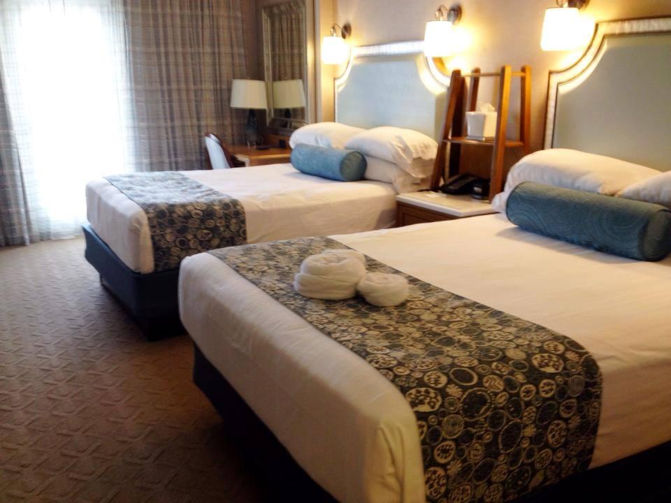 Disney S Beach Club Resort 2017 Refurbished Rooms