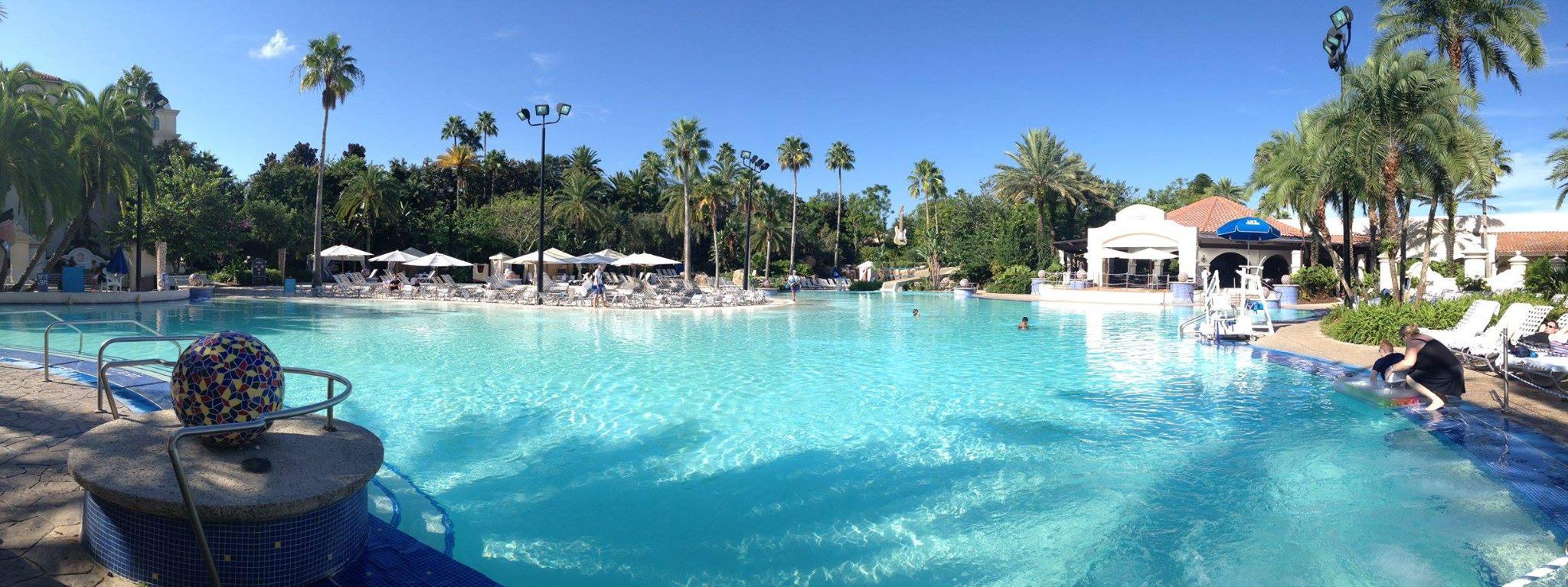 Universal Orlando Hard Rock Hotel Pool Tour