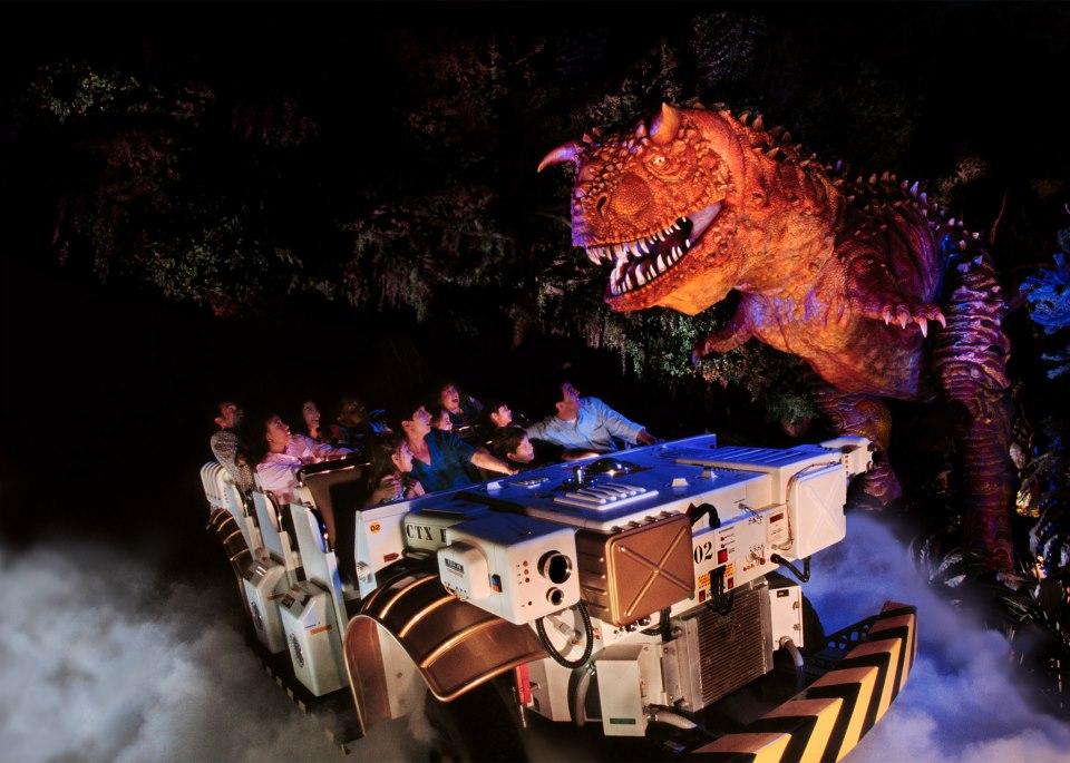 Dinosaur At Disney S Animal Kingdom Theme Park
