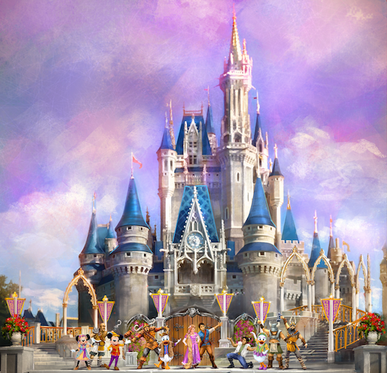 Mickey's Royal Friendship Faire is an all-new live stage show coming to the Magic Kingdom Summer 2016