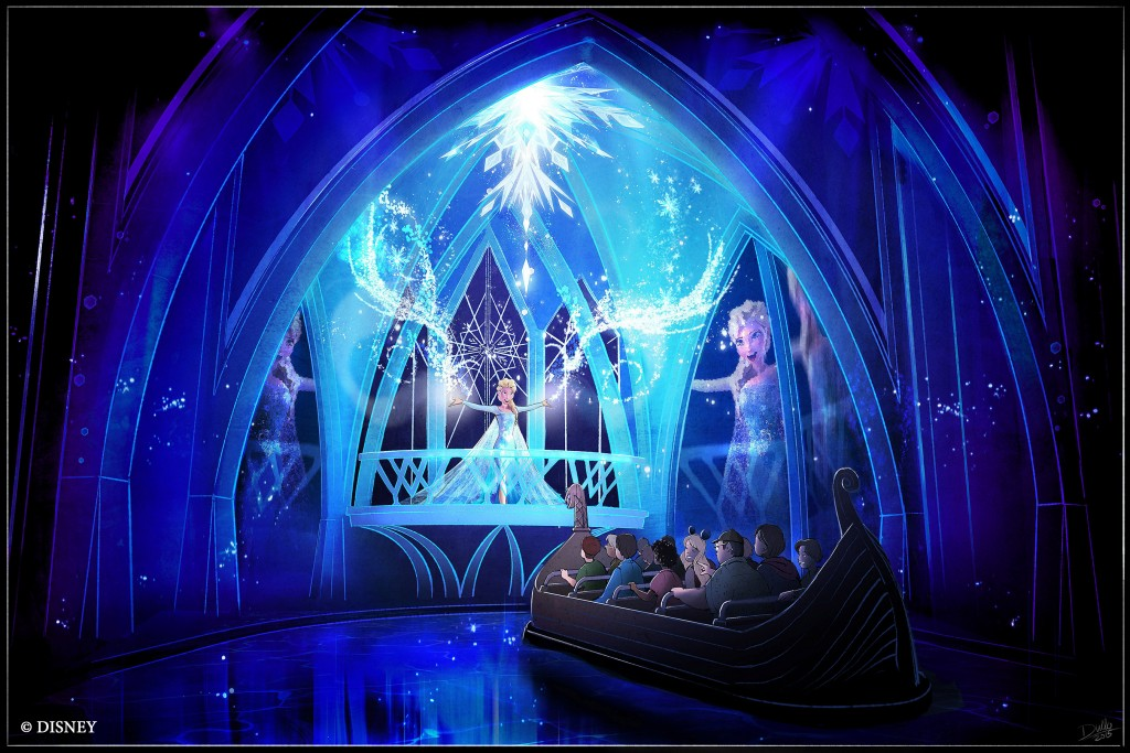 Frozen Ever After to Debut in Norway Pavilion at Epcot