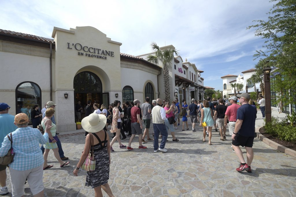 Town Center Grand Opening at Disney Springs