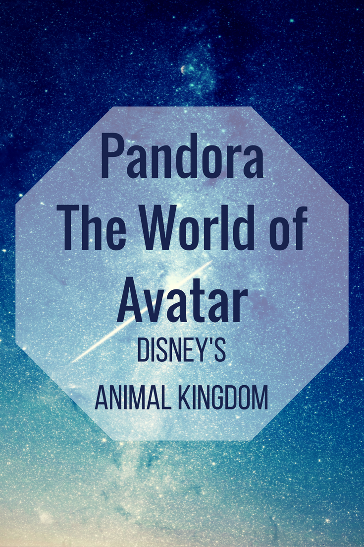 Pandora – The World of Avatar is coming to Walt Disney World Disney's Animal Kingdom