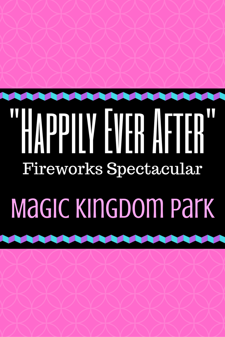 "New ""Happily Ever After"" Fireworks and Projection Spectacular Debuts This Spring at Magic Kingdom Park"