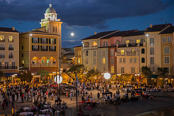 Harbor Nights Food & Wine Events - Loews Portofino Bay Hotel at Universal Orlando