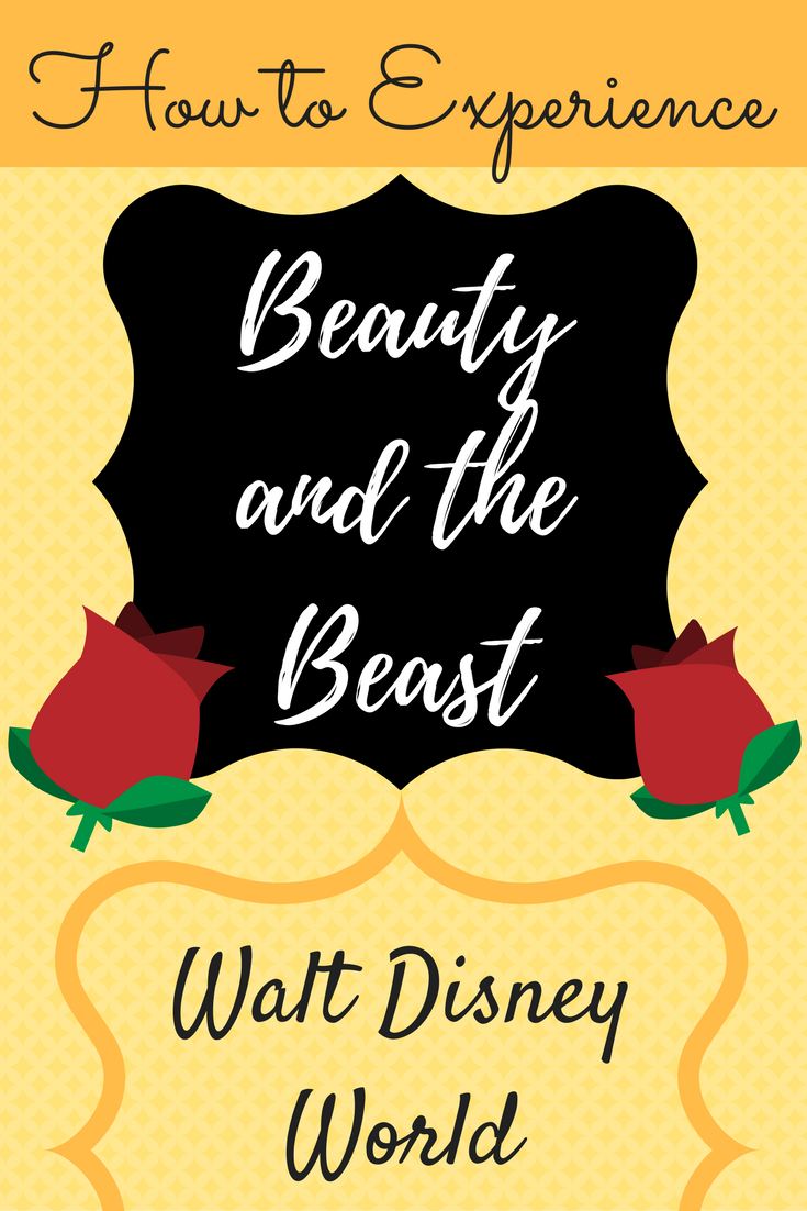 There are so many ways that Walt Disney World guests can experience Beauty and the Beast magic, from live shows, characters greetings and special dining.