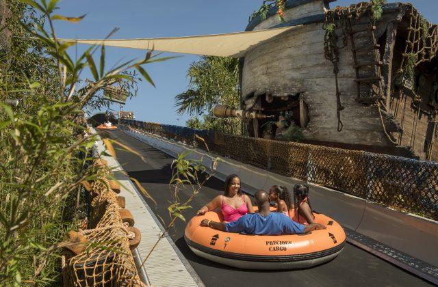 Miss Adventure Falls Now Open at Disney's Typhoon Lagoon Water Park