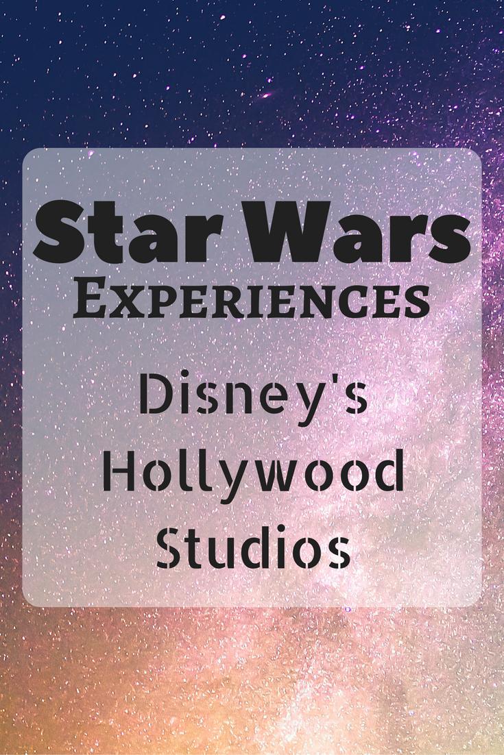 A Galaxy of Star Wars Experiences Awaits Guests at Disney's Hollywood Studios